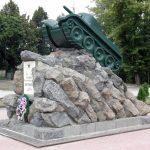 Памятник советскому военачальнику осквернили в Ровно