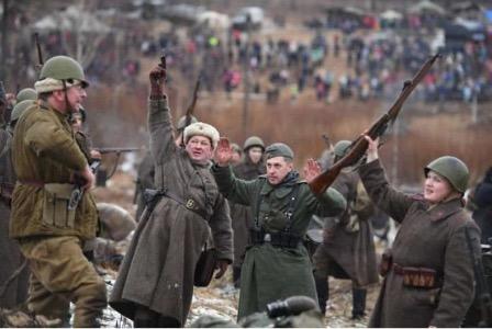 В Белоруссии воссоздадут историю освобождения Бреста