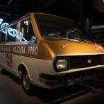 Сделано в Латвии: спецавтомобиль для огня, сошедшего с Олимпа (ВИДЕО)