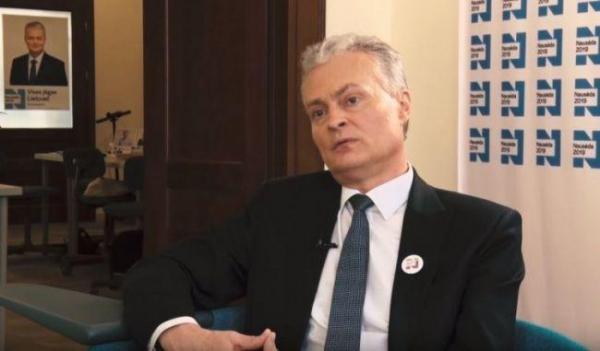 Президент Литвы призывает зарубежных литовцев активно регистрироваться для участия в выборах