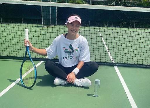 Теннисистка Анна Калинская перенесла коронавирус