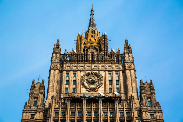 МИД РФ напомнил о добровольном вхождении стран Балтии в состав СССР 80 лет назад