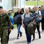 Галерея: Силы обороны пополнились почти 2000 новобранцев