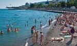 В Крыму этим летом уже побывал 1 миллион туристов