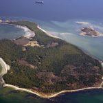 Паром «Веста» доставляет всех желающих из Таллина на остров Аэгна