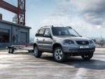 АВТОВАЗ начал выпуск новой «Нивы»