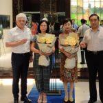 Медалями «За любовь и верность» впервые награждены граждане Китая