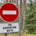 В Кабмине Литвы разошлись мнения по разрешениям на въезд из третьих стран