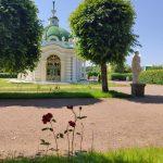 «Узнай Москву»: онлайн-маршрут по музею «Кусково» рассказывает о дворцах и оранжереях усадьбы