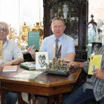 Видеолекцию о Сергее Есенине подготовили к его юбилею в Казахстане