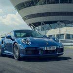Дебютировал новый Porsche 911 Turbo в двух типах кузова