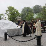 Память погибших подводников увековечили в Петербурге
