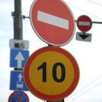 Движение в районе проспекта Андропова ограничили до ноября 2021 года