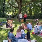 В Тюрингии проходят литературные пикники