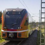 Поезда на участке Пяэскюла-Кейла временно заменят автобусами