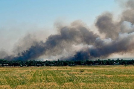 На Украине введены меры по контролю за прекращением огня в Донбассе