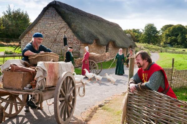 Реконструкторы построят в Приморье ферму в традициях XI века