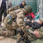 ФОТО: соревнования парамедиков выиграла команда K-komando