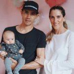 У колумбийского гольфиста Камило Вильегаса от рака умерла 2-летняя дочь Мия
