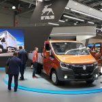 ГАЗ запатентовал переднюю консоль новой «Газели»