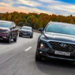 Hyundai отзовет в РФ 18,5 тысяч кроссоверов Santa Fe из-за проблем с тормозами