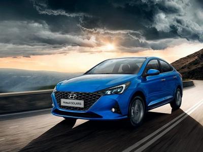 Hyundai Solaris оказался лидером в рейтинге ликвидности