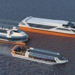 Хорошие новости: в России спустили на воду электрический катамаран