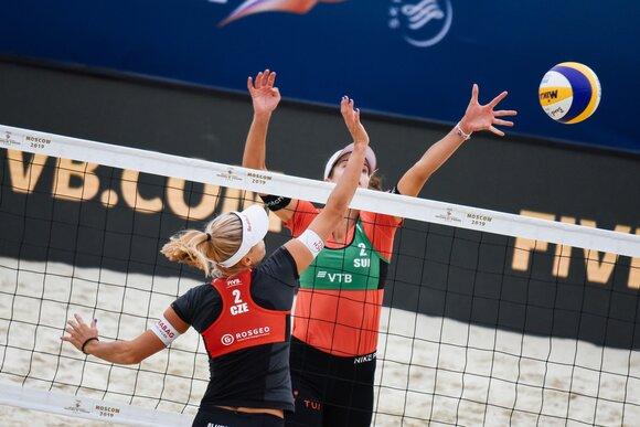 Москва примет этап чемпионата России по пляжному волейболу