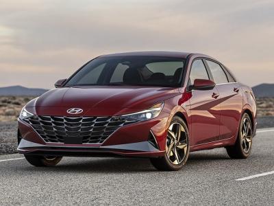 Раскрыта внешность новой Hyundai Elantra в спортивном исполнении