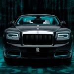 Rolls-Royce Wraith Kryptos озадачит владельца шифром