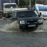 Синоптики спрогнозировали новый потоп на дорогах Москвы