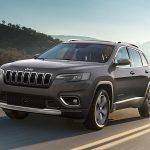 В России снова отзывают внедорожники Jeep Cherokee
