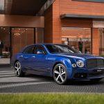 В Россию привезли эксклюзивный Bentley Mulsanne в единственном экземпляре