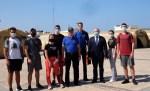 Волонтёры КСОРС вместе со специалистами МЧС России помогут пострадавшим в Бейруте