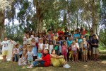 КСОРС Туниса провел детский фестиваль «Краски лета»
