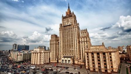 В МИД РФ указали послу Белоруссии на безосновательность ареста 33 граждан России