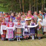 Фестиваль старообрядцев «Семейская круговая» проходит в Забайкалье