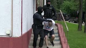 Украина направила запросы о выдаче 28 задержанных в Белоруссии россиян