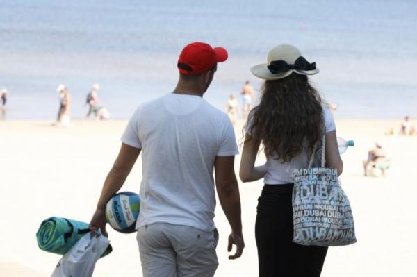 Вторая декада августа в Латвии была суше и на градус теплее нормы