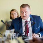 Глава КНБО Сейма Литвы: обсуждается введение индивидуальных национальных санкций в отношении Беларуси