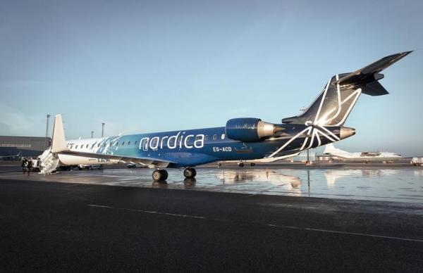 30 млн: ЕК одобрила госпомощь Эстонии для авиакомпании Nordica