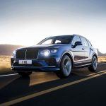 550-сильный Bentley Bentayga Speed научился экономить топливо