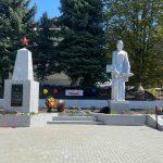 В молдавском селе Колибабовка отреставрировали памятник советским воинам