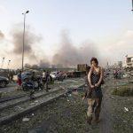 Литва выделит 50 тыс. евро пострадавшим от взрыва в Бейруте