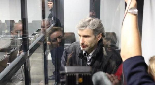 А. Палецкис просит суд смягчить условия назначенного ему интенсивного надзора