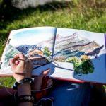 Зарубежных журналистов знакомят с Северным Кавказом