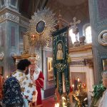 В православном храме в Веймаре отметили престольный праздник