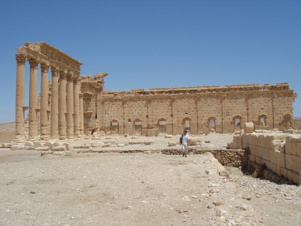 Архитекторы и дизайнеры воссоздали виртуальный облик Пальмиры и других объектов ЮНЕСКО