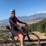 Чемпионка мира по горнолыжному спорту готовится к сезону в ЛитвеFacebook