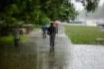 Лето - все? Латвийские синоптики рассказали о погоде на понедельник